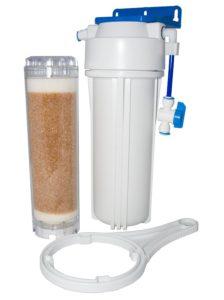 Destilátor vody, demineralizátor vody,zariadenie na výrobu demineralizovanej vody, servis, iontomenič, ionex, purolite MB400