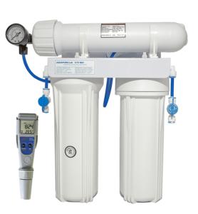 Zariadenie na výrobu destilovanej vody, demineralizovanej vody. Prístroj na výrobu demi vody,destilácia vody, demineralizácia vody