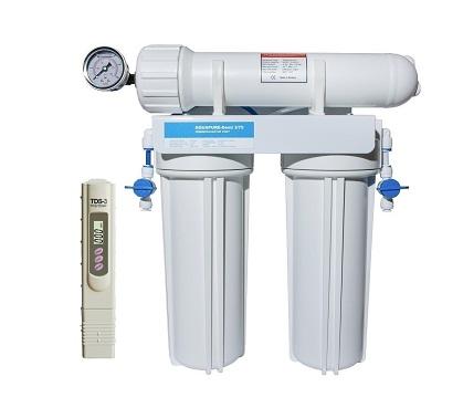 zariadenie na demineralizovanu vody