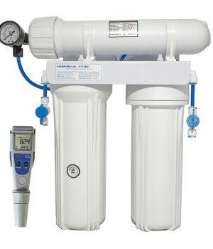Destilátor vody, destilačný prístroj na vodu, laboratórny destilátor vody, demineralizátor vody